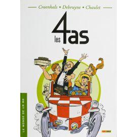 CRAENHALS Le Monde de la BD n° 21 : Les 4 As