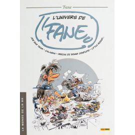 FANE Joe Bar Team Le Monde de la BD n° 20