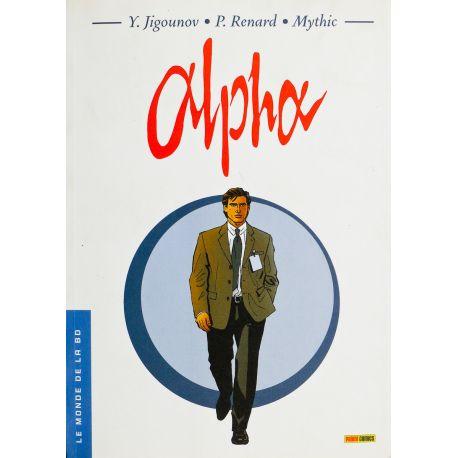 JIGOUNOV Le Monde de la BD n° 13 : Alpha