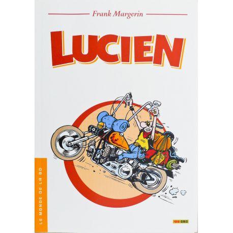 MARGERIN Le Monde de la BD n° 6 : Lucien