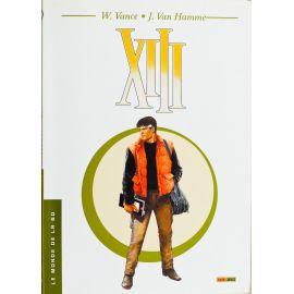 VANCE Le Monde de la BD n° 2 : XIII (Treize)