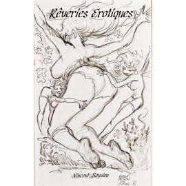 SAUVION Rêveries érotiques EO + dédicace 16