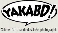 YAKABD - Galerie d'art - Bande dessinée - Photographie